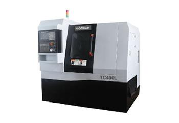 TC400L基础型平床身线轨车床