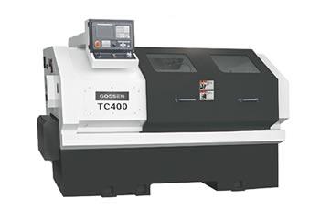 TC400基础型平床身硬轨车床