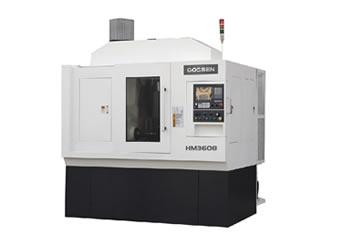 HM3608精密数控卧式滚齿机